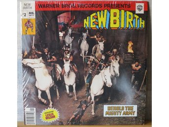 NEW BIRTH :: BEHOLD THE MIGHTY ARMY  (LP) US Orig