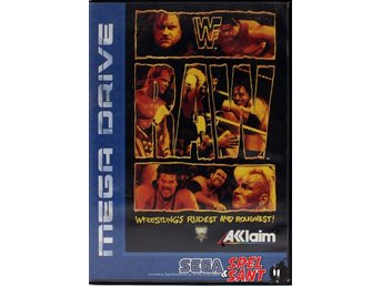 WWF Raw (Svensk Version)