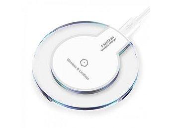 Trådlös laddningsplatta QI iPhone 88plus x | Samsung S8S9S9s10NOTE 10