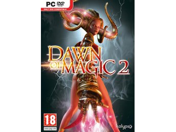 Dawn of Magic 2 PC - Helt Nytt Fraktfritt