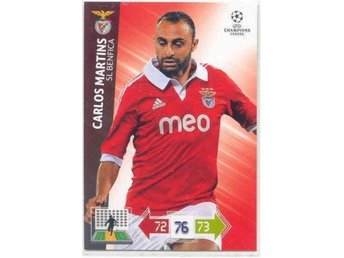 MARTINS  - BENFICA  -CHAMPIONS LEAGUE 2012-2013