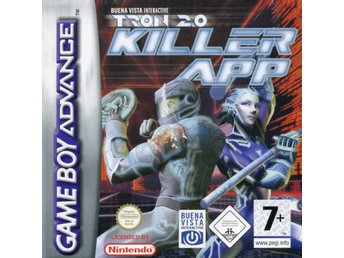 TRON 2.0 - Killer App - Gameboy Advance