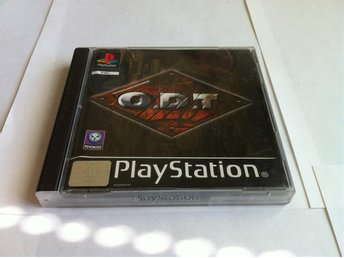 PS1/PSX: O.D.T/ODT