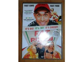 DVD--FAT PIZZA--NYSKICK - Landskrona - DVD--FAT PIZZA--NYSKICK - Landskrona