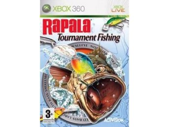 Rapala Tournament Fishing - Xbox 360 - Varberg - Rapala Tournament Fishing - Xbox 360 - Varberg