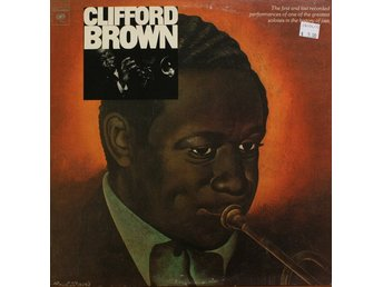 LP Clifford Brown The beginning and the end