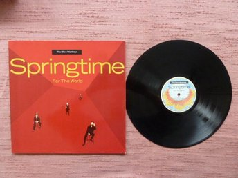 THE BLOW MONKEYS, SPRINGTIME FOR THE WORD, LP, LP-SKIVA