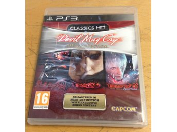 Devil May Cry HD Collection PS3 Playstation 3