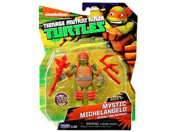 NINJA TURTLES, MYSTIC MICHELANGELO