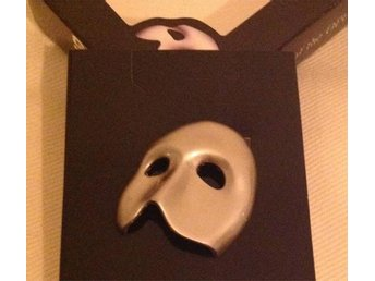 Phantom of the opera brosch