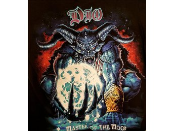 Dio Master of the moon tshirt Small