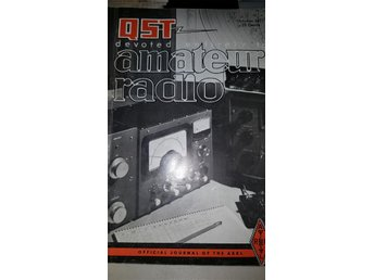 QST   devoted entirely to amateur radio   October, 1971 Beg.
