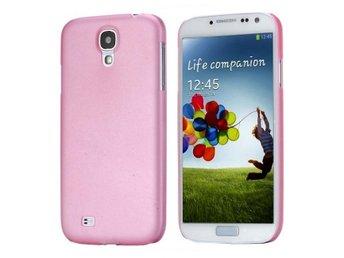Samsung Galaxy S4 I9500 Skal Ljusrosa - Kista - Samsung Galaxy S4 I9500 Skal Ljusrosa - Kista
