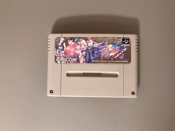 Final fight 3 / Tough - Super famicom
