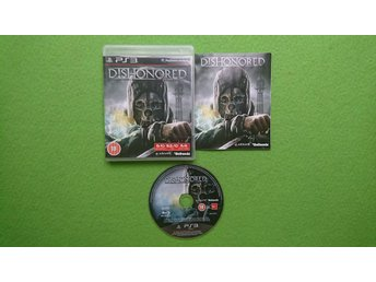 Dishonored Ps3 Playstation 3