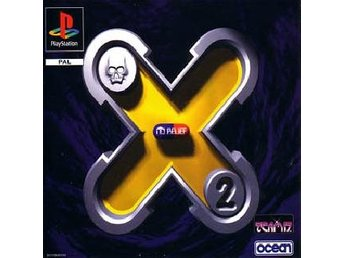 X2 - Playstation PS1