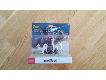 Guardian - Nintendo Amiibo - Zelda: Breath of the Wild Series - NY/OANVÄND!