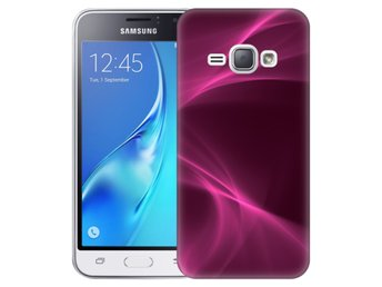 Samsung Galaxy J1 (2016) Skal Purple Fog