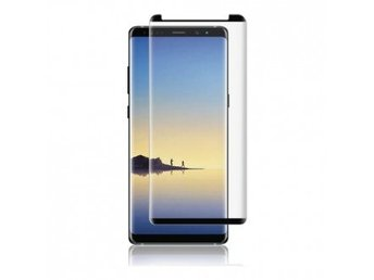 Panzer Samsung Note 8, Curved Glass, Black