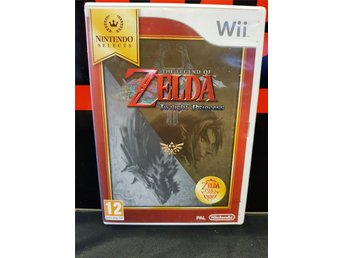 The Legend of Zelda Twilight Princess / Nintendo Wii