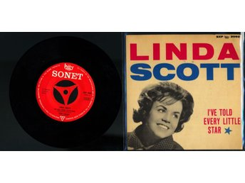 LINDA SCOTT - I'VE TOLD EVERY LITTLE STAR