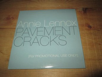 Annie Lennox Pavement Cracks FRI FRAKT