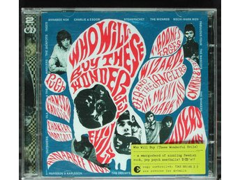 VARIOUS - WHO WILL BUY THESE WONDERFUL EVILS       2 CD