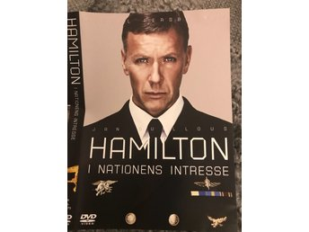 Jan Guillou : HAMILTON - I nationens intresse (2011) m Persbrandt