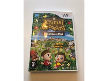 Animal Crossing till Nintendo Wii