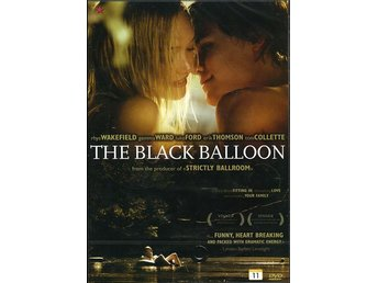 The Black Balloon. Rhys Wakefield och Luke Ford - Bra drama!