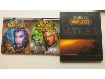World of Warcraft Guide + Atlas