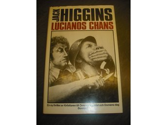 "Jack Higgins, ""Lucianos chans"""
