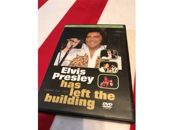 "Elvis Presley DVD: ""Elvis Has Left  The Building"""