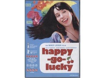 Happy-Go-Lucky - 2009 - DVD - Sally Hawkins, Eddie Marsan, Alexis Segerman - Bålsta - Happy-Go-Lucky - 2009 - DVD - Sally Hawkins, Eddie Marsan, Alexis Segerman - Bålsta