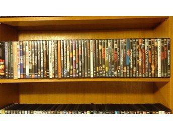 Mycket stor DVD-Samling 177 st. diverse genre och bra kvalitet, inga hyrfilmer. - Kalmar - Mycket stor DVD-Samling 177 st. diverse genre och bra kvalitet, inga hyrfilmer. - Kalmar