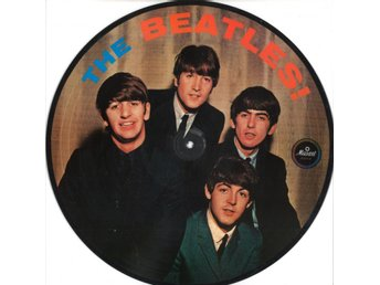 Bild Lp Beatles Vol 2 (Mexico)