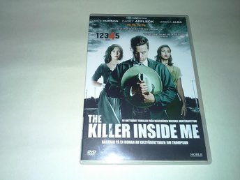 Killer Inside Me (Casey Affleck, Kate Hudson, Jessica Alba) - Ydre - Killer Inside Me (Casey Affleck, Kate Hudson, Jessica Alba) - Ydre