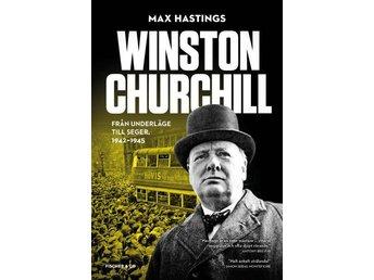 Winston Churchill - Från Underläge Till Seger 1942-1945 (Bok) - Nossebro - Winston Churchill - Från Underläge Till Seger 1942-1945 (Bok) - Nossebro