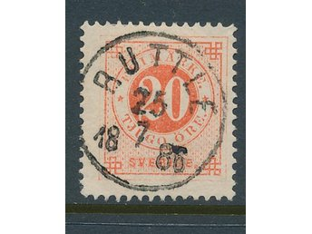 F33 Buttle 25.7.86 (Postal 100 kr)