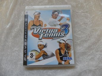 PS3 Virtua tennis 3
