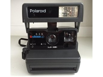 Polaroid kamera 636 Close Up