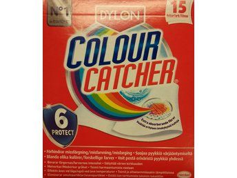 Dylon Colour Catcher 15-Pack