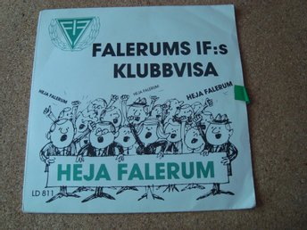 Falerums IF:s Klubbvisa Heja Falerum Från 1981 Text Kenneth Dahlgren