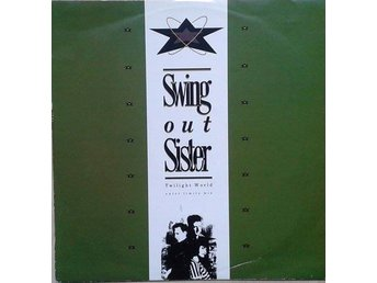 "Swing Out Sister title* Twilight World (Outer Limits Mix)* Synth-pop 12""-maxi UK"