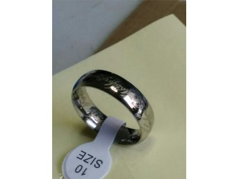 "Ring av ""Lord of The Rings"" Size 10"