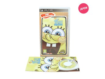 SpongeBob's Truth or Square (EUR / PSP)