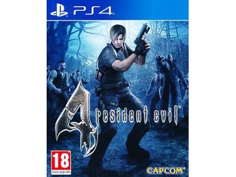 Resident Evil 4 HD PS4 (PS4)