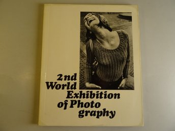 2nd world exhibition of photography
