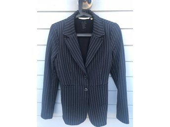 House of Lola Invited Blazer chalk black svart kavaj stl S