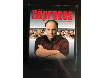 The Sopranos - Säsong 1 - DVD box